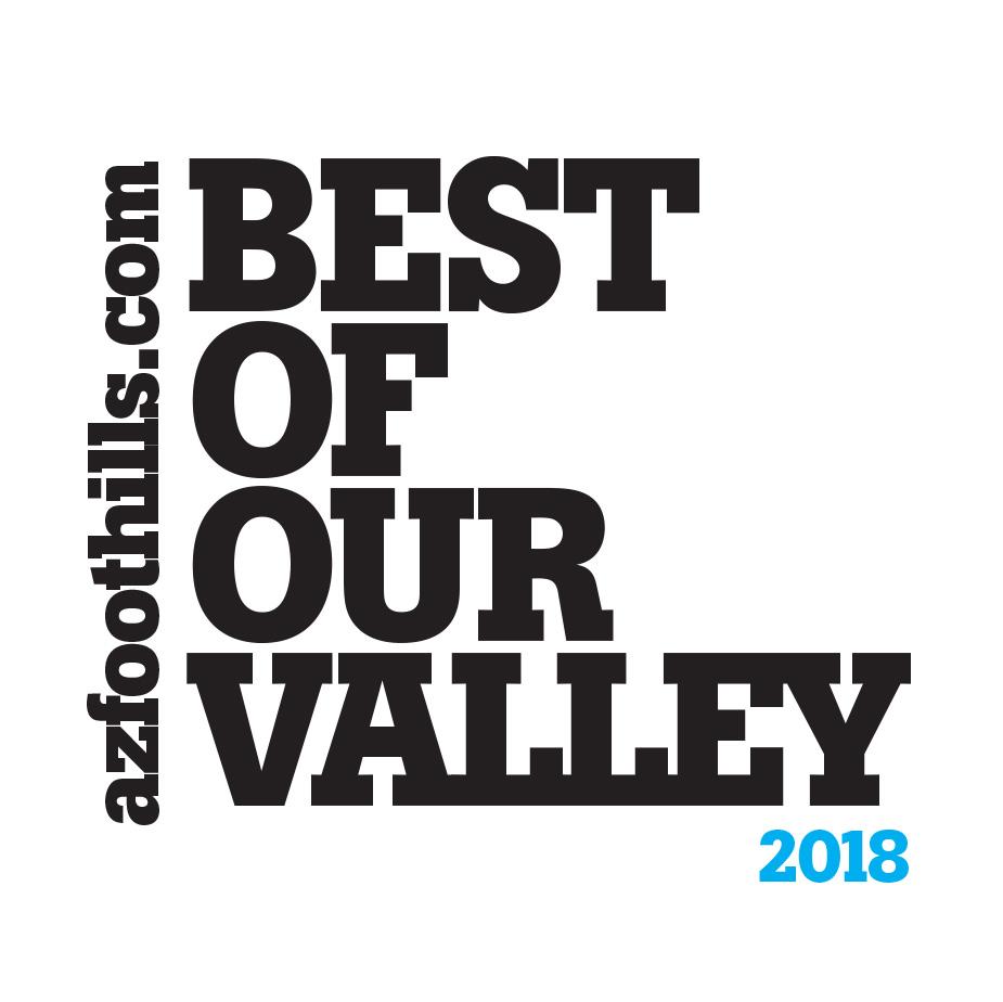 2018 Best of Valley Winner